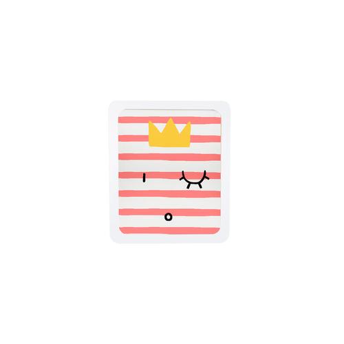 Quadro Infantil Mauf Rosa
