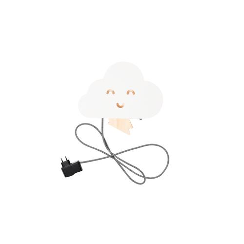Luminária Infantil Nuvem