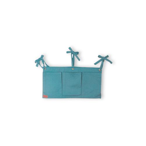 Painel Organizador de Berço/ Parede Azul