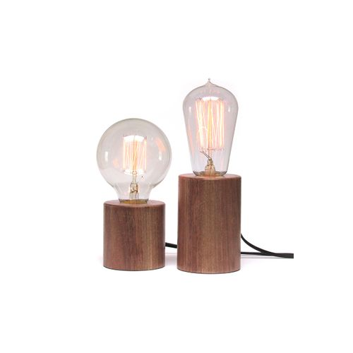 Conjunto Luminária Cordel