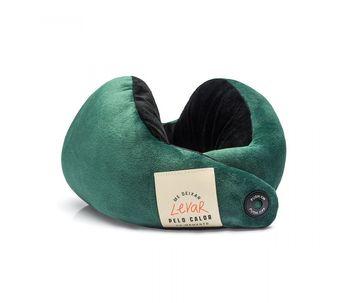 Almofada-Massageadora-Aquecedor-Verde