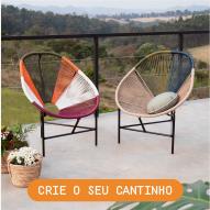 Linha 1 - Cadeira Acapulco