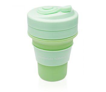 Copo-de-Silicone-Retratil-Verde-Muda-de-Cor-Habitos-300ml
