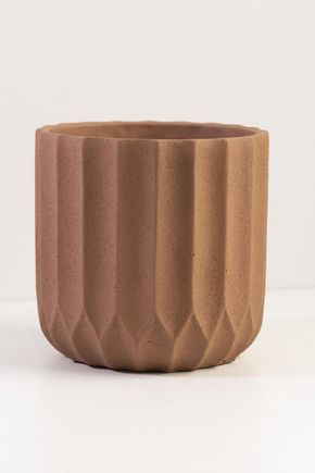 Vaso-Cimento-Linhas-Terracota