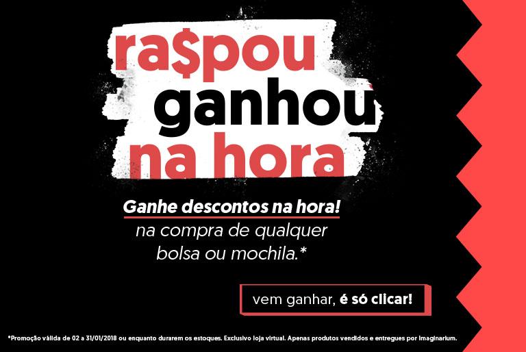 A - Raspadinha