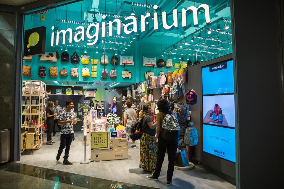 modelo loja de presentes imaginarium premium